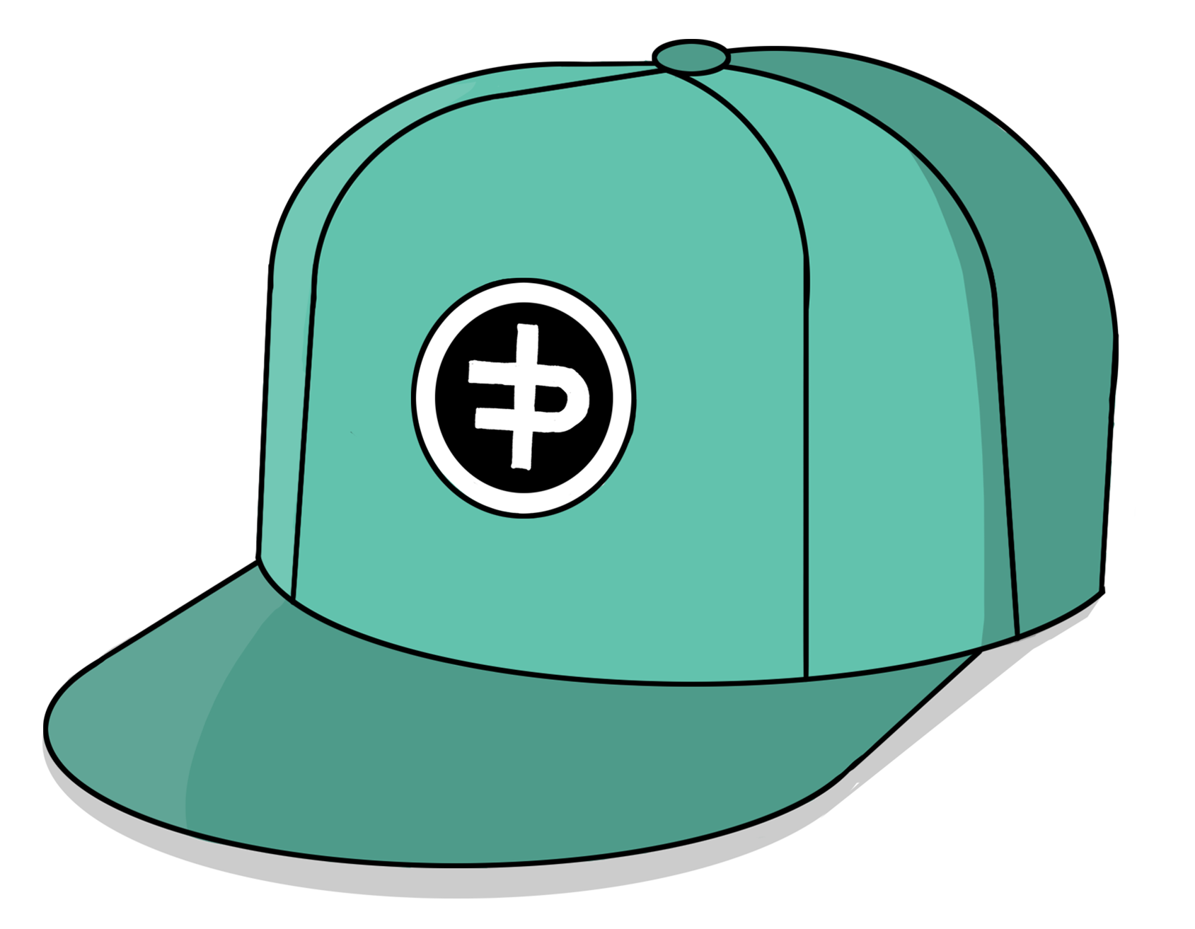Flux Pavillion Hat Illustration